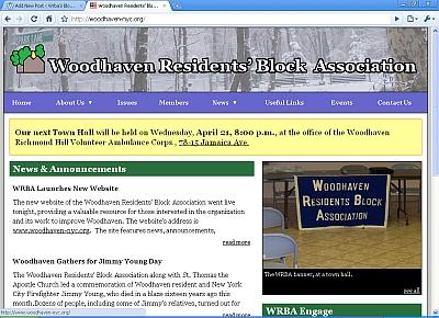 WRBA's Homepage